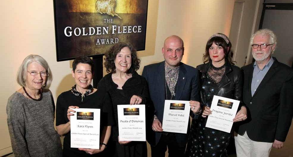 Recipients of the 2019 Golden Fleece Award Announced