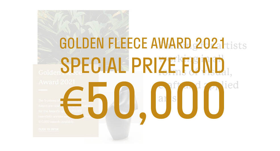 Golden Fleece Trust Announces Special €50,000 Prize Fund for 2021 Award