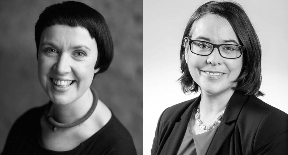 Angela O'Kelly appointed to position of Advisory Panel Chair, Dr Audrey Whitty joins Panel