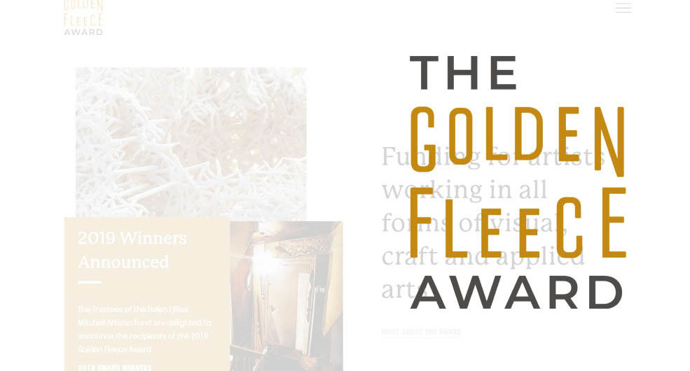 Launch of New Golden Fleece Award Logo and Website